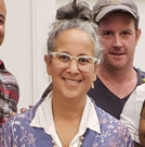 Photo Flash: Gina Belafonte Stops By Off-Broadway's LITTLE ROCK