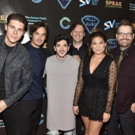 Photo Flash: Cheyenne Jackson, Jenna Ushkowitz, Tonya Pinkins and More Attend HELLO A Photo