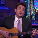 VIDEO: Watch John Mayer Surprise Andy Cohen with A Diana Ross Cover on WATCH WHAT HAPPENS LIVE