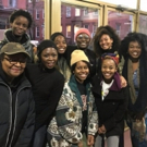 Photo Flash: Danielle Brooks and More Visit 'SCHOOL GIRLS' at MCC Theater