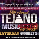 38th Annual Tejano Music Awards & Dance to Take Place on November 17