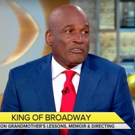 VIDEO: Kenny Leon Chats His Upcoming Memoir TAKE YOU WHEREVER YOU GO on CBS THIS MORNING