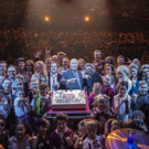 Photo Flash: SCHOOL OF ROCK Celebrates 1,000 Performances in London