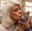 Tails of Broadway: Jamie deRoy Has a Purrrrfect Pair in Harpo and Chloe!