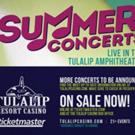 Clint Black and Sara Evans Join Tulalip Resort Casino's 2018 Summer Concert Series Lineup