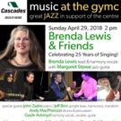 The Music at the Guelph Youth Music Centre (GYMC) Series  Presents 'Great Jazz In Su Photo