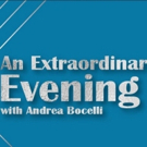 Keep Memory Alive Presents Intimate Concert Experience with Andrea Bocelli