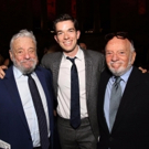 Photo Flash: Hal Prince, Stephen Sondheim and More on the Red Carpet for DGF's 'Lucky Photo