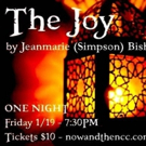 Now & Then Presents THE JOY Todayth At Metro Arts