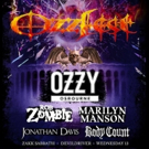 Additional Details Announced For OZZFEST New Year's Eve Los Angeles Spectacular