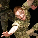 Five Dancers Tell The Stories Of Frontline Soldiers From An Army Drill Hall in Rosie Kay Dance 5 SOLDIERS