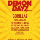 Gorillaz Confirms the Lineup for 2018 Demon Dayz Festival