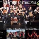 TAIKOPROJECT and Blue13 Dance Company Meld Cultures in RHYTHMIC RELATIONS 2018