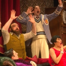 BWW TV: Get a Peek at the Mayhem of THE PLAY THAT GOES WRONG Off-Broadway Video
