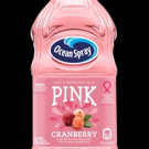 OCEAN SPRAY PINK – A Refreshing Cranberry Juice Photos