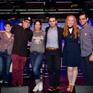 Photo Coverage: BE MORE CHILL Stars Sit Down With Ilana Levine