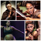 Female Warrior Play BLACK SPARTA Opens This Weekend Photo