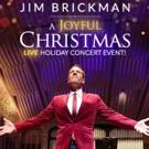 Portland Welcomes Back Jim Brickman