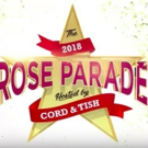 VIDEO: Cord Hosenbeck & Tish Cattigan Host Amazon's 2018 ROSE PARADE LIVE