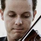 MusicaNova Orchestra Names New Concertmaster: Christiano Rodrigues