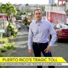 CBS News Correspondent David Begnaud Reports from Puerto Rico Following New Questions About Hurricane Maria