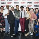 Photo Flash: The Public's Mobile Unit Celebrates Opening Night of A MIDSUMMER NIGHT'S Photo
