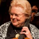 Cellist Bonnie Hampton To Rejoin Faculty Of SFCM
