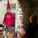 Social Media Roundup: Broadway Celebrates Christmas! Photo