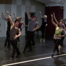 BWW TV: Watch the Cast of A CHORUS LINE Dance It Out in Rehearsals for City Center Gala!