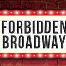 The Gateway Season Continues with the FALL DOWN FUNNY ROAST OF BROADWAY- FORBIDDEN BROADWAY