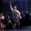 BWW TV: Watch Robert Fairchild Take on 'The Sword Dance' in BRIGADOON!