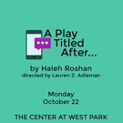 Cast Announced For Developmental Presentation Of A PLAY TITLED AFTER... Photo