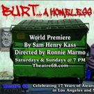 World Premiere Drama BURT...A HOMELESS ODYSSEY Comes to Theatre 68 Photo
