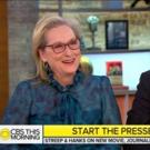 Meryl Streep & Tom Hanks Talks Relevance of THE POST on CBS