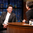VIDEO: James Franco Addresses His Sexual Misconduct Allegations on LATE NIGHT