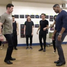 VIDEO: Hugh Jackman Teaches Michael Strahan How to Tap Dance on GOOD MORNING AMERICA Photo