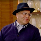 VIDEO: Christopher Jackson Tells LIVE WITH KELLY AND RYAN About His Original Career Aspirations