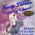 FANCY DUCAN'S COMEDY COUNTRY CABARETComes to NYC