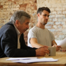 Photo Flash: In Rehearsal with Southwark Playhouse's FOR KING AND COUNTRY