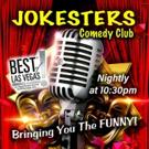 Jokesters Comedy Club Brings Nightly Funny To Las Vegas