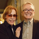 Photo Flash: Carol Burnett Visits Bob Mackie at THE CHER SHOW