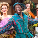 BWW Interview: Nicholas Rashad Burroughs of SOMETHING ROTTEN! at Wharton Center Says You Will Have New Abs From Laughing So Much