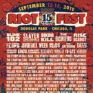 Riot Fest Announces 15th Year Anniversary Line-Up With Blink-182, The Raconteurs & More