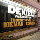 Up on the Marquee: THE ICEMAN COMETH Starring Denzel Washington Photo