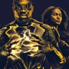 Photo Flash: The CW Unveils Official BLACK LIGHTNING Key Art
