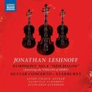Nashville Symphony, Giancarlo Guerrero, Jason Vieaux Present World Premiere Recordings of Works by Jonathan Leshnoff
