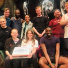 Photo: THE PLAY THAT GOES WRONG Celebrates its 1999th Performance in the West End Photo