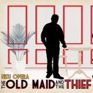 NKU Opera Brings Laughs With Menotti's OLD MAID AND THE THIEF Photo