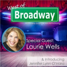 The 'West of Broadway' Podcast Welcomes Returning Guest Laurie Wells, New Corresponde Photo