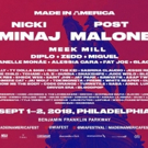 Nicki Minaj And Post Malone Headline 2018 MADE IN AMERICA Festival